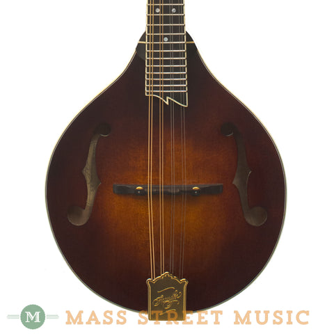 Franzke A5 A-Style Mandolin - front close