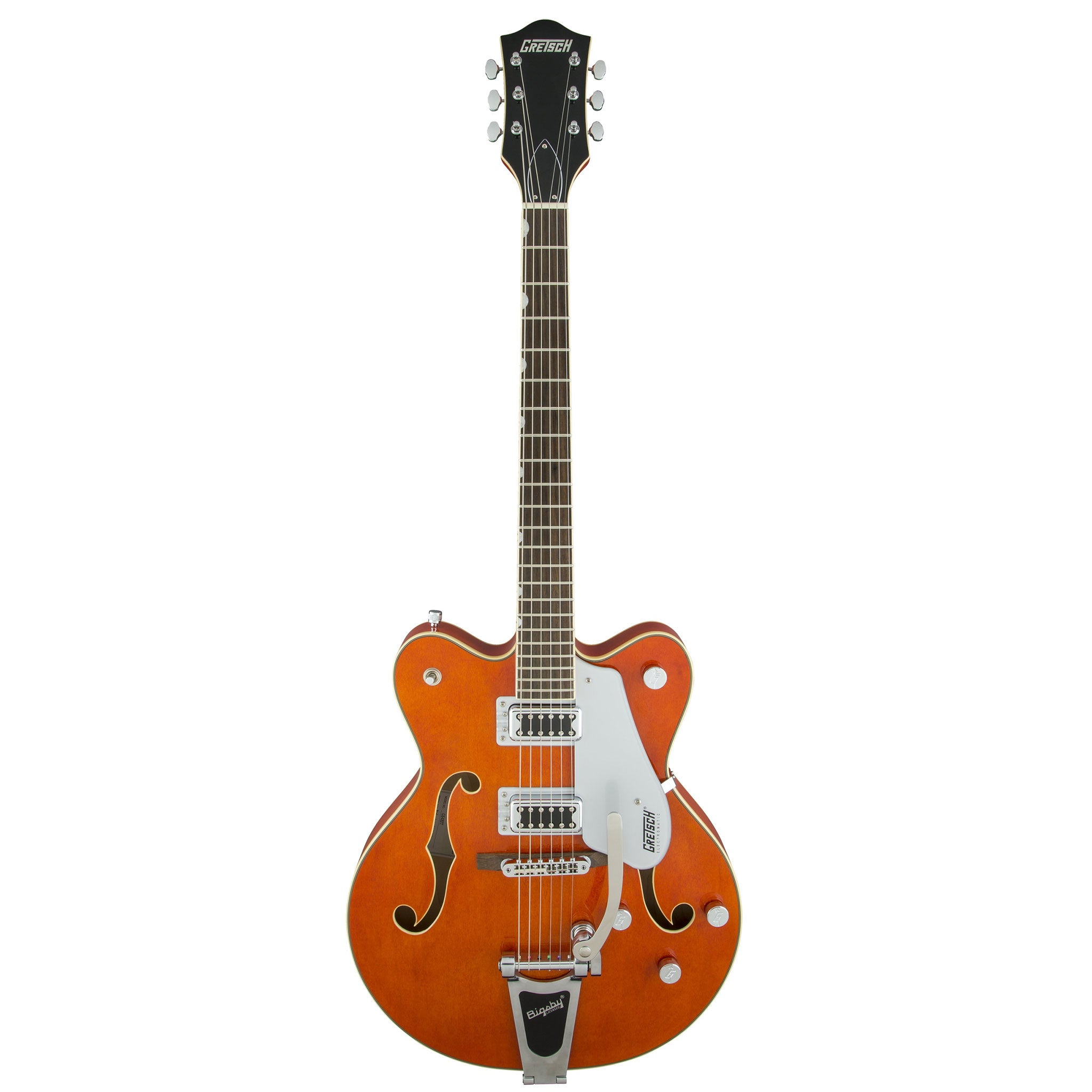gretsch electric guitars g5422t electromatic orange stain mass street music store. Black Bedroom Furniture Sets. Home Design Ideas