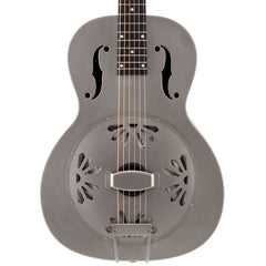 Gretsch Resonators - G9201 Honey Dipper Round-Neck - Shed Roof Finish - Front Close