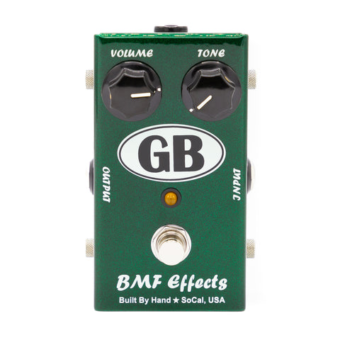 BMF Effects - GB Boost (Germanium Booster)