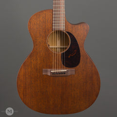Martin Acoustic Guitars - GPC-15ME - Front Close