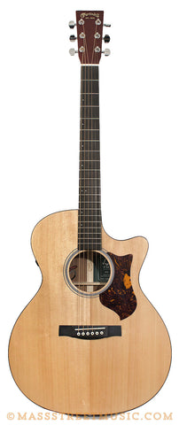 Martin GPCPA4 Sapele FSC Certified Acoustic Guitar - front