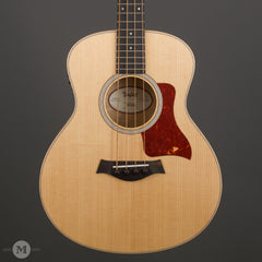 Taylor Acoustic Guitars - GS Mini-e Bass Maple - Front Close