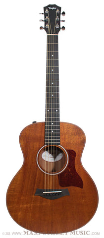 Taylor GS Mini-e Mahogany 2013 LTD - Full Front