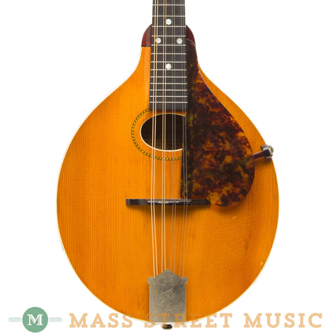 Gibson Mandolins - 1916 A Used - Front Close