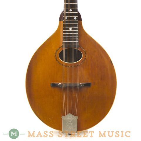 Gibson 1915 A-Style Mandolin Used - close front