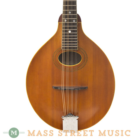 Gibson A1 Mandolin 1914 Used - front close