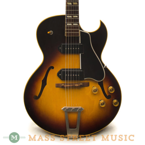 Gibson 1954 ES-175D Archtop - front close