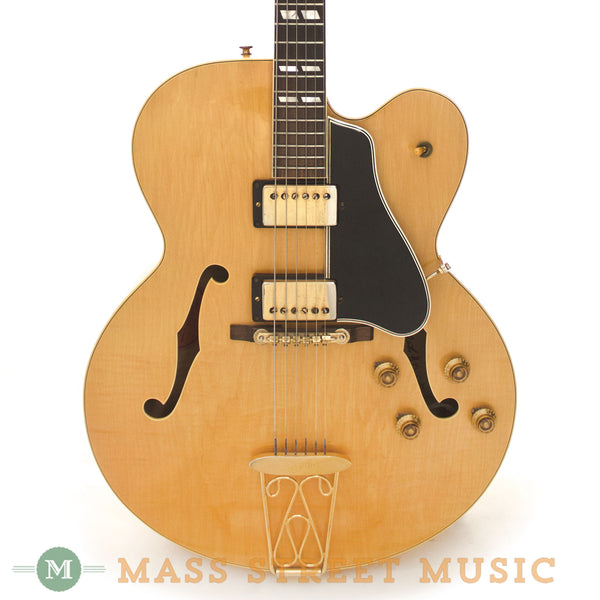 gibson 1958 es 350t electric guitar with hard case mass street music store. Black Bedroom Furniture Sets. Home Design Ideas