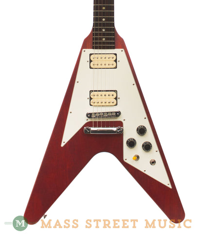 Gibson Flying V 2007 Electric Guitar - front close