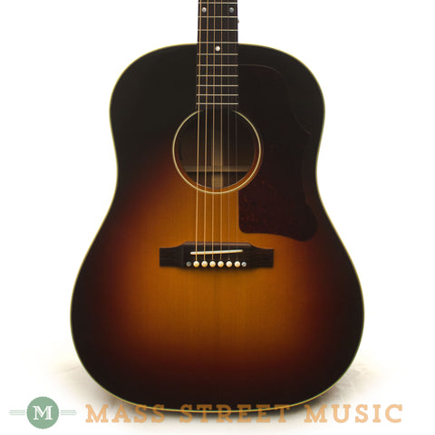Gibson 2013 J-45 Custom Shop 1950s Reissue Acoustic Guitar - front close