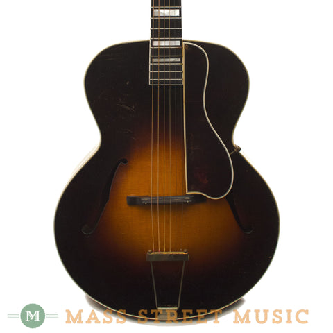Gibson L-5 1929 Acoustic Guitar - front close