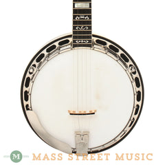 Gibson 1932 TB-1 5-String Conversion Banjo - front close