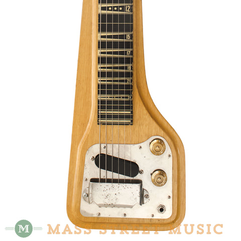 Gibson Skylark Lap Steel Guitar - front close