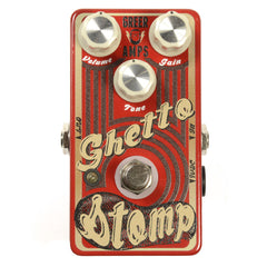 Greer Amps Ghetto Stomp Overdrive Pedal