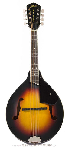 Gretsch G9320 Mandolin New Yorker Deluxe - front
