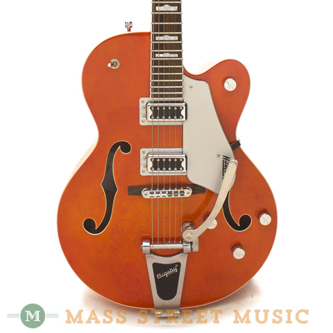 Gretsch Orange G5420T Electromatic Guitar - front close