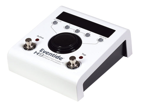 Eventide H9 Pedal - stock angle