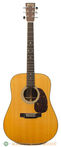 Martin HD-28 Used Acoustic Guitar - front