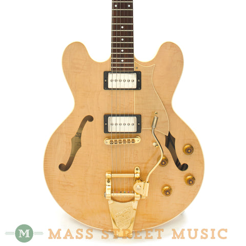 Heritage 1997 H 535 Semi-Hollowbody Electric Guitar - front close