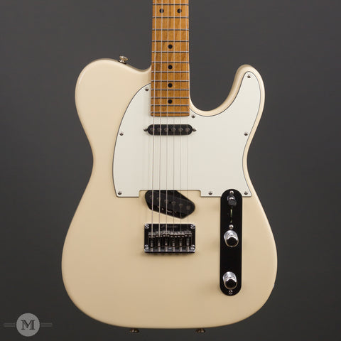 Tom Anderson Guitars - Hollow T Classic - Blonde - Front Close