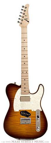 Hollow Drop T Classic Sunburst - full front