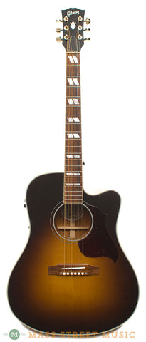 Gibson Hummingbird Pro with Cutaway 2013 - front