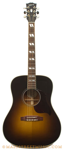 Gibson Hummingbird Pro Acoustic Guitar - front