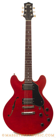Collings I-35 LC Faded Cherry Hollow Body Electric Guitar - front