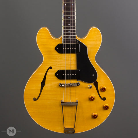 Collings Electric Guitars - I-30 LC - Blonde - Front Close