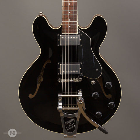 Collings Electric Guitars - I-35 LC - Black Top