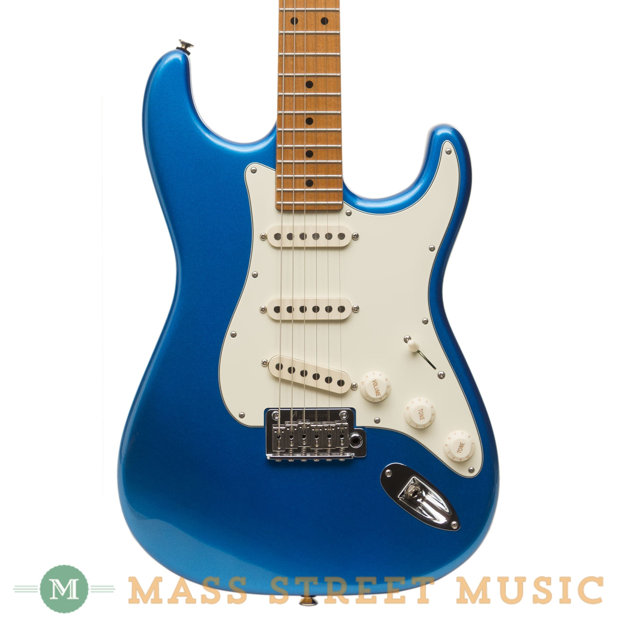 tom anderson electric guitars icon classic lake placid blue mass street music store. Black Bedroom Furniture Sets. Home Design Ideas