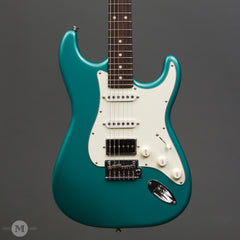 Tom Anderson Electric Guitars - Icon Classic - Mystic Teal - Front Close