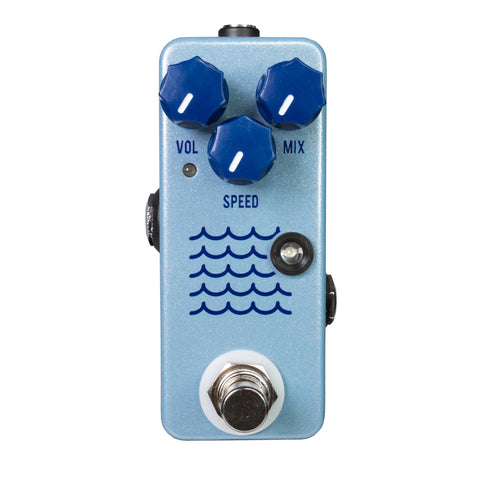 JHS Effect Pedals - Tidewater Tremolo - Front Close