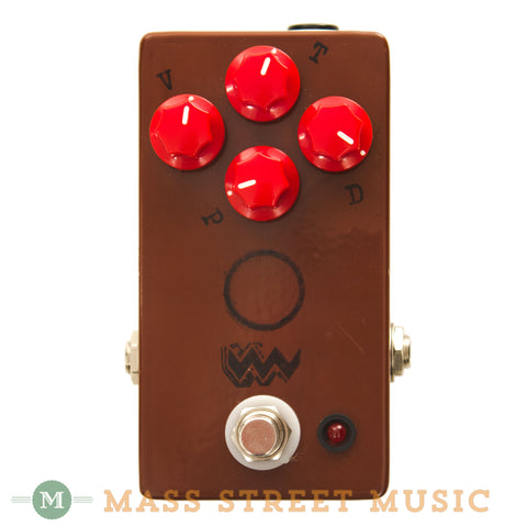 JHS Angry Charlie Pedal Used - front
