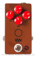 JHS Angry Charlie pedal - top