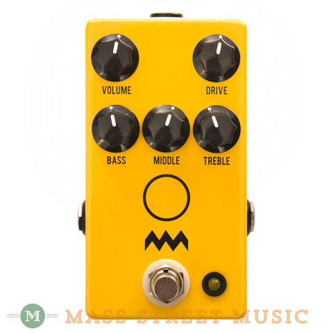 JHS Charlie Brown V4 Overdrive Pedal - front