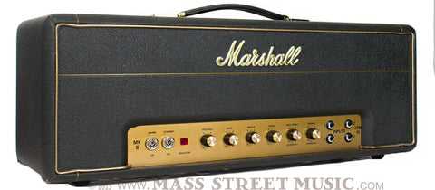 Marshall JTM45 Reissue head photo
