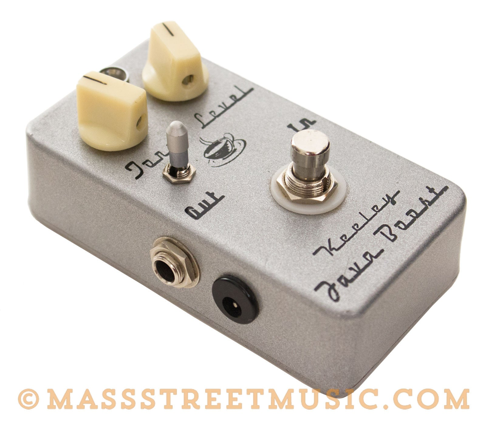 Keeley Effect Pedals - USED Java Boost Pedal - CV7003 Transistor