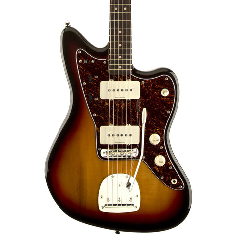 Squier Electric Guitars - Jazzmaster Vintage Modified - Burst - Front Close