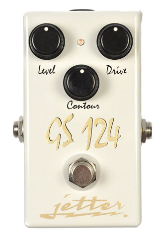 Jetter GS124 Overdrive Pedal