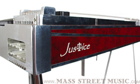 "Justice ""The Judge"" Pedal Steel photo"