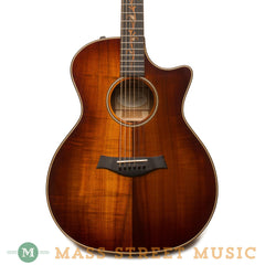 Taylor Acoustic Guitars - K24ce - Front Close