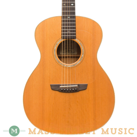 Goodall Acoustic Guitars - 2005 KGC Grand Concert Koa Used - Front Close