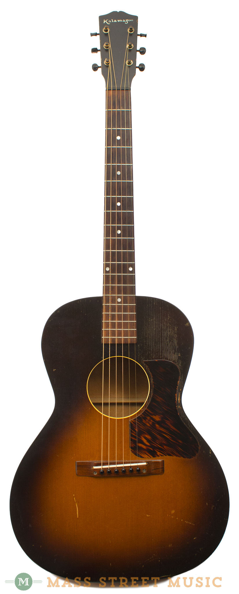 Kalamazoo Guitar Center : kalamazoo 1941 kg 12 sunburst acoustic guitar with original case mass street music store ~ Hamham.info Haus und Dekorationen