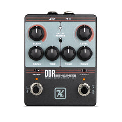 Keeley Effect Pedals - DDR Drive Delay Reverb