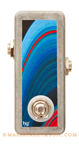 Saturnworks Kill Switch Pedal - top