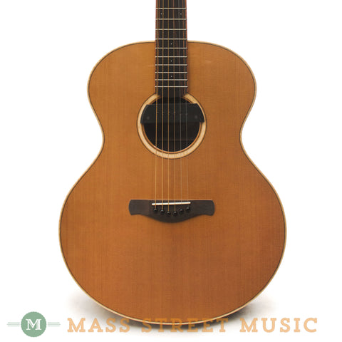 Kronbauer TDK Mini Jumbo Acoustic Guitar - front close