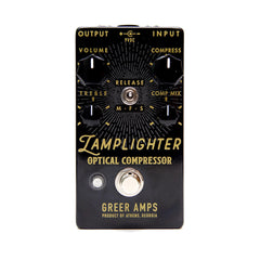 Greer Amps - Lamplight Optical compressor