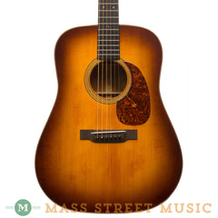 Leo Posch Acoustic Guitars - Dread - Front Close
